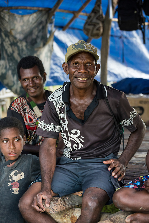 People in Yar, East Sepike Province, Papua New Guinea<br /><br />(June 21, 2019)