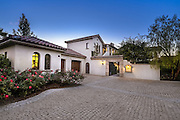 Sylvester Stallone's southern California mansion - It's a knockout<br /> <br /> Action movie star Sylvester Stallone's luxurious desert retreat was not just a place to escape Los Angeles but also where the artist could enjoy his paintings. The home, now up for sale at US$4.2 million, features plenty of Rambo and Rocky's own works of art.<br /> <br /> The Mediterranean Revival-style villa, located in an exclusive gated golf club community in La Quinta, near Palm Springs, features four bedrooms and 4.5 bathrooms over its 480 sq.m.<br /> <br /> Interior details include arched entryways, stone-carved fireplaces and high wooden ceilings. The two-story residence also features two master bedrooms with fireplaces, bars and walk-in closets.<br /> <br /> Outside, set over 1820 sq.m, there are a number of terraces, including a tiled fire pit, pool and spa, overlooking the surrounding mountains and the creek that runs through the property.<br /> ©Exclusivepix Media