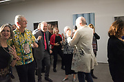 MARTIN PARR; Opening of the Martin Parr Foundation party,  Martin Parr Foundation, 316 Paintworks, Bristol, BS4 3 EH  20 October 2017