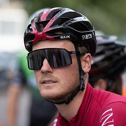 EMMEN (NED) wielrennen <br />Dylan van Baarle