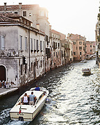 Travel Photographer Raymond Rudolph documents people and places in Venice, Italy