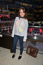 JAIME WINSTONE at the launch of Broadgate Circle, City of London on 9th June 2015.