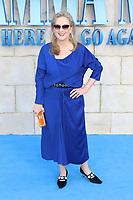 Meryl Streep, Mamma Mia! Here We Go Again - World premiere, Eventim Apollo, Hammersmith, London, UK, 16 July 2018, Photo by Richard Goldschmidt