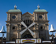 The Windmill Theatre, Marine Parade, Great Yarmouth, Norfolk, England dated 1908