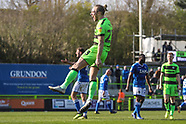 Forest Green Rovers v Macclesfield Town 130419