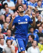 Chelsea v Aston Villa 270914