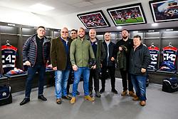 Sponsor - Rogan/JMP - 13/04/2018 - RUGBY UNION - Ashton Gate Stadium - Bristol, England - Bristol Rugby v Doncaster Knights - Greene King IPA Championship.