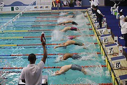 11082018 (Durban) The coastal city of Durban play host to the 2018 SA National Swimming Championships (25m), with the action set to start from 9th to 12th August at the Kings Park Aquatics Centre.<br /> Picture: Motshwari Mofokeng/African News Agency (ANA)