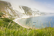 Mupe Bay and Arish Mell on the Dorset coast.