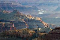 Sunrise at Grand Canyon National Park,  south rim