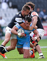 Durban. 250818. Jessie Kriel of the Bulls during the Currie Cup match between the Sharks and the Vodacom Bulls at Kings Park stadium, Durban South Africa. Picture Leon Lestrade. African News Agency. ( ANA ).