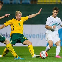 20150904: SLO, Football - European Under-21 Championship Qualifying, Slovenia U21 vs Lithuania U21
