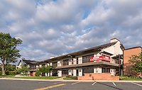 Exterior image of Eastpoint Office Park in Maryland by Jeffrey Sauers of Commercial Photographics, Architectural Photo Artistry in Washington DC, Virginia to Florida and PA to New England