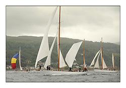 Day two of the Fife Regatta,Passage race to Rothesay.<br /> <br /> Latifa, 8, Mario Pirri, ITA, Bermudan Yawl, Wm Fife 3rd, 1936<br /> <br /> * The William Fife designed Yachts return to the birthplace of these historic yachts, the Scotland's pre-eminent yacht designer and builder for the 4th Fife Regatta on the Clyde 28th June–5th July 2013<br /> <br /> More information is available on the website: www.fiferegatta.com