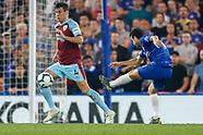 Chelsea v Burnley 210419