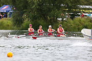 Race: 107  W.4x- (Band 2)  Heat 2<br /> <br /> Peterborough Summer Regatta 2018 - Sunday<br /> <br /> To purchase this photo, or to see pricing information for Prints and Downloads, click the blue 'Add to Cart' button at the top-right of the page.