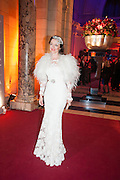 ALICE TEMPERLEY, Hollywood Costume gala dinner, V and A. London. 16 October 2012