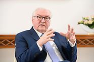 20210202 Interview Bundespräsident Steinmeier