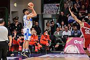 DESCRIZIONE : Campionato 2014/15 Dinamo Banco di Sardegna Sassari - Openjobmetis Varese<br /> GIOCATORE : Massimo Chessa<br /> CATEGORIA : Tiro Tre Punti Three Points Controcampo<br /> SQUADRA : Dinamo Banco di Sardegna Sassari<br /> EVENTO : LegaBasket Serie A Beko 2014/2015<br /> GARA : Dinamo Banco di Sardegna Sassari - Openjobmetis Varese<br /> DATA : 19/04/2015<br /> SPORT : Pallacanestro <br /> AUTORE : Agenzia Ciamillo-Castoria/L.Canu<br /> Predefinita :