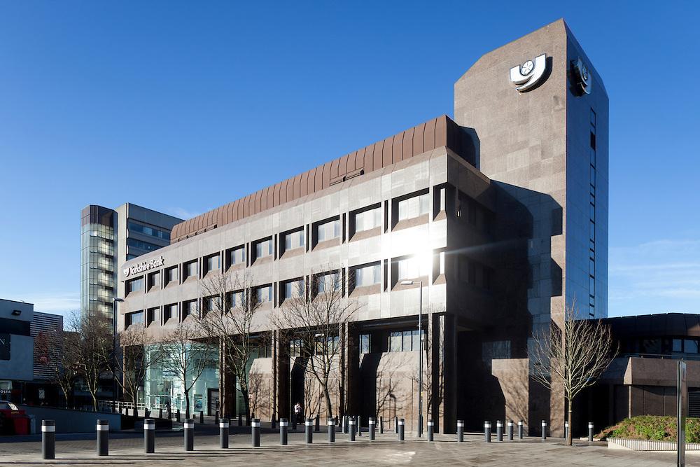 Yorkshire Bank, Leeds, Yorkshire, UK