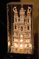 Szopka - Krakow Christmas Crib on display in City of Krakow Historical Museum Poland