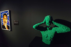 Rome - The Art Of The Brick Exhibition By Nathan Sawaya - 09 Dec 2016