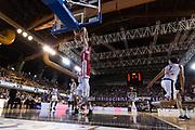 Gudaitis Arturas<br /> Germani Basket Brescia - EA7 Oimpia Milano<br /> Legabasket Serie A 2017/18<br /> Montichiari, 22/04/2018<br /> Foto MarcoBrondi / Ciamillo-Castoria