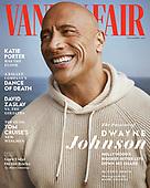 October 12, 2021 - WORLDWIDE: Dwayne Johnson Covers Vanity Fair November 2021 Issue