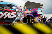 April 22-24, 2016: NHRA 4 Wide Nationals, Charlotte NC. Courtney Force, Funny Car
