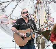 Gregg Allman, vocalist, organist guitarist and founding member of the Allman Brothers Band, captured at Love Ride 24 on November 11, 2007.