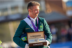 Riskalla Rodolpho, BRA, Don Henrico<br /> World Equestrian Games - Tryon 2018<br /> © Hippo Foto - Sharon Vandeput<br /> 22/09/2018
