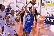 ORVIETO 11 DICEMBRE 2012<br /> BASKET NAZIONALE ITALIANA FEMMINILE<br /> ITALIA - ORVIETO<br /> NELLA FOTO LAVINIA SANTUCCI<br /> FOTO CIAMILLO