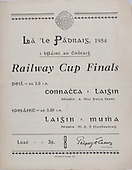 17.03.1954 Interprovincial Railway Cup Football Final [430]