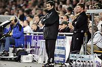 Fotball, 01. mai 2005, Tippeligaen,  Lillestrøm - Rosenborg 1-1,   Perry, trener for Rosenborg, Per Joar Hansen