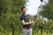 James Hunt (Clontarf) during the second round at the Connacht Mid Amateur Open, Roscommon Golf Club, Roscommon, Roscommon, Ireland. 17/08/2019.<br /> Picture Fran Caffrey / Golffile.ie<br /> <br /> All photo usage must carry mandatory copyright credit (© Golffile | Fran Caffrey)