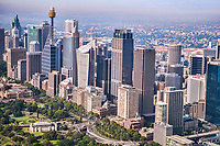 Skyscrapers of Sydney City Centre