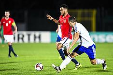 San Marino v Norway, 5 October 2017