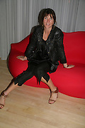 Eve Best, Party after the opening at the Old Vic of 'All About My Mother' based on the film by Pedro Almodovar. The Sanderson Hotel. Berners St. London. 4 September 2007. -DO NOT ARCHIVE-© Copyright Photograph by Dafydd Jones. 248 Clapham Rd. London SW9 0PZ. Tel 0207 820 0771. www.dafjones.com.