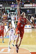 DESCRIZIONE : Roma Campionato Lega A 2013-14 Acea Virtus Roma Grissin Bon Reggio Emilia <br /> GIOCATORE :  Rimantas Kaukenas <br /> CATEGORIA : tiro equilibrio<br /> SQUADRA : Grissin Bon Reggio Emilia<br /> EVENTO : Campionato Lega A 2013-2014<br /> GARA : Acea Virtus Roma Grissin Bon Reggio Emilia <br /> DATA : 22/12/2013<br /> SPORT : Pallacanestro<br /> AUTORE : Agenzia Ciamillo-Castoria/M.Simoni<br /> Galleria : Lega Basket A 2013-2014<br /> Fotonotizia : Roma Campionato Lega A 2013-14 Acea Virtus Roma Grissin Bon Reggio Emilia <br /> Predefinita :