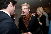 HENRY CONWAY, Book launch party for the paperback of Nicky Haslam's book 'Sheer Opulence', at The Westbury Hotel. London. 21 April 2010