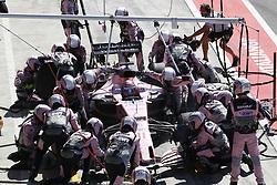 September 3, 2017 - Monza, Italy - Motorsports: FIA Formula One World Championship 2017, Grand Prix of Italy, ..#11 Sergio Perez (MEX, Sahara Force India F1 Team) (Credit Image: © Hoch Zwei via ZUMA Wire)