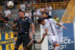 July 28, 2018 - Trento, TN, Italy - Bruno Alves during the Pre-Season friendly between Sampdoria and Parma, in Trento on July 28, 2018, Italy  (Credit Image: © Emmanuele Ciancaglini/NurPhoto via ZUMA Press)