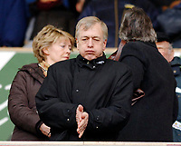 Photo: Daniel Hambury.<br />West Ham United v Portsmouth. The Barclays Premiership. 18/03/2006.<br />West Ham's chairman Terrance Brown.