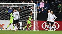 Fotball Menn UEFA Europa League<br /> Rosenborg - Celtic<br /> Lerkendal Stadium, Trondheim, Norway<br /> 29 november 2018<br /> <br /> Scott Sinclair har scoret 0-1 for Celtic<br /> <br /> <br /> Foto : Arve Johnsen, Digitalsport