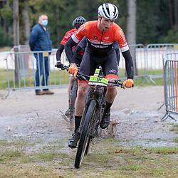04-10-2020: Wielrennen: Geopark Classic: Gasselte <br />Jasper Nijenkamp