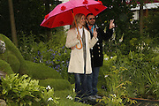 Ringo Starr AND  Barbara Bach, Press Preview of the RHS Chelsea Flower Show sponsored by Saga Insurance Services. Royal Hospital Rd. London. 22 May 2006. ONE TIME USE ONLY - DO NOT ARCHIVE  © Copyright Photograph by Dafydd Jones 66 Stockwell Park Rd. London SW9 0DA Tel 020 7733 0108 www.dafjones.com