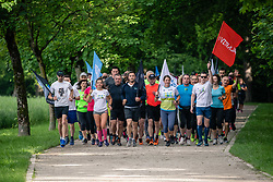 Priprave za Ljubljanski maraton 2019, on June 1, 2019, in Mostec, Ljubljana, Slovenia. Photo by Milan Tomazin / Sportida