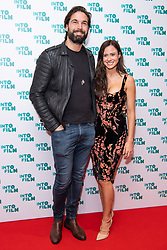 Jamie Jewitt and Camilla Thurlow attending the fifth annual Into Film Awards, held at the Odeon Luxe in Leicester Square, London.