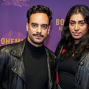 NLD/Amsterdam/20181030 - Premiere Bohemian Rapsody, Freek Bartels en ..........