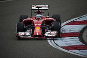 April 17, 2014 - Shanghai, China. UBS Chinese Formula One Grand Prix. Fernando Alonso (SPA), Ferrari<br /> <br /> © Jamey Price / James Moy Photography
